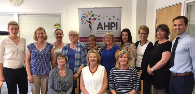 AHPI 15th August Meeting