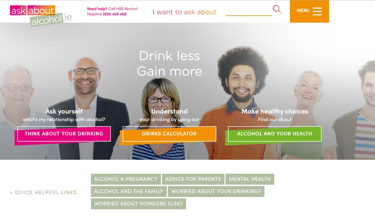 Alcohol website